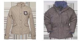 Куртки для верховой езды