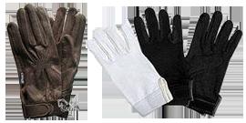 Специальные перчатки для верховой езды